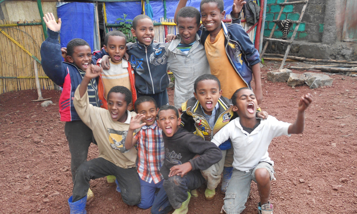 Ethiopian Soccer is in San Jose and So Are We!