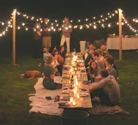 Host a Dinner to Bring Back Dinner