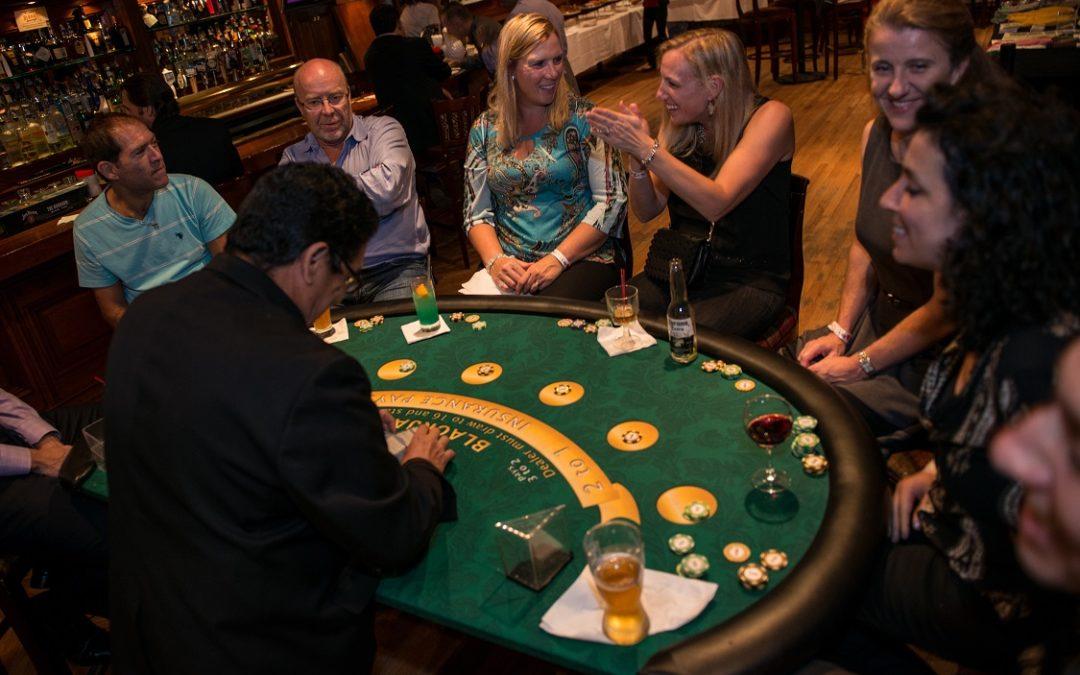 New Highs for Poker and Blackjack!
